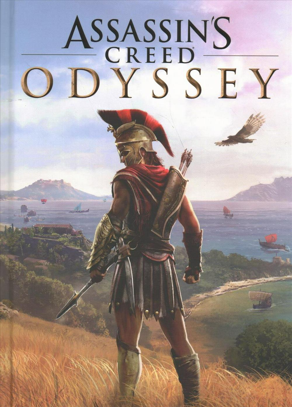 Assassin's Creed Odyssey: Official Collector's Edition Guide by Prima Games, ISBN: 9780744018936
