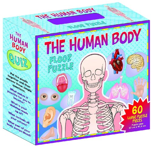 The Human Body Floor Puzzle