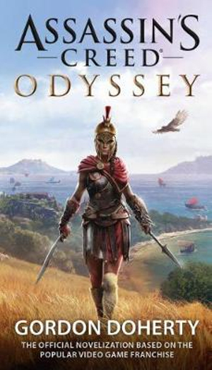 Assassin's Creed Odyssey (the Official Novelization)
