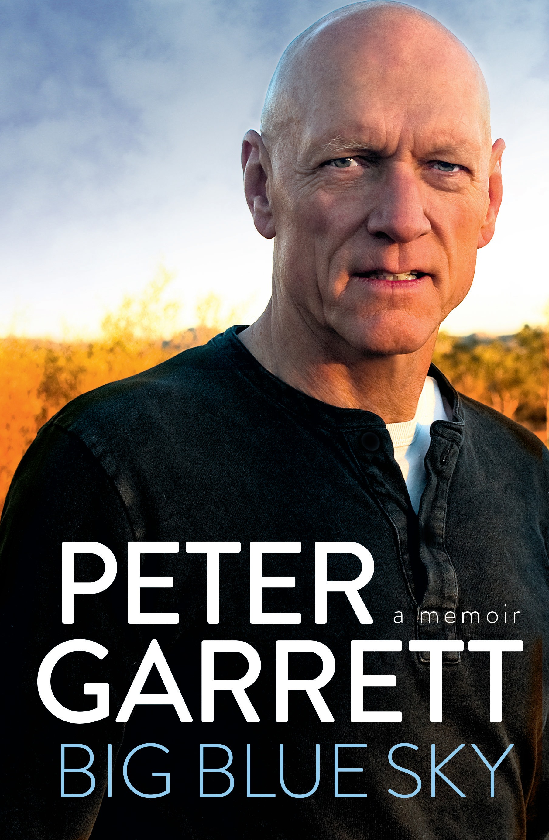 Cover Art for Peter Garrett Autobiography, ISBN: 9781760110413