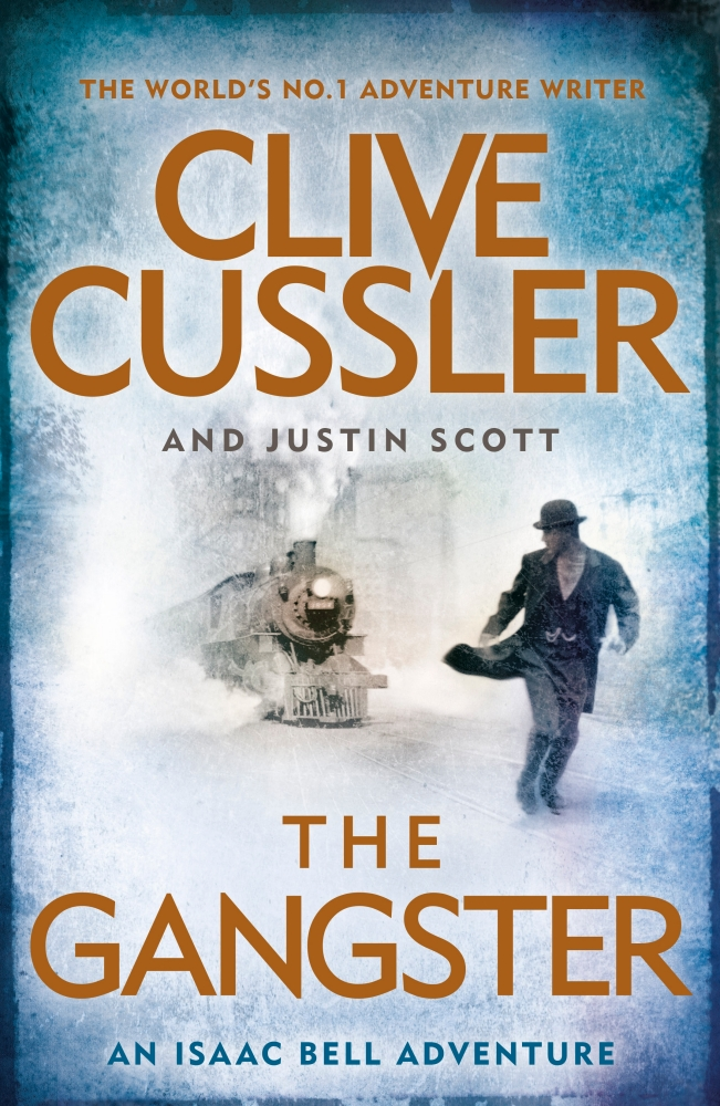 The Gangster by Clive Cussler, Justin Scott, ISBN: 9781405928236