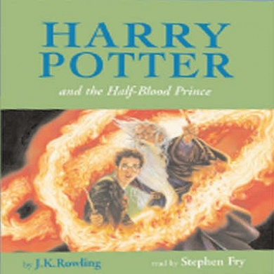 Harry Potter & the Half-Blood Prince Children's 14xSWC