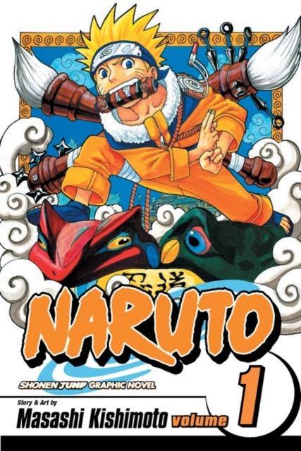 Naruto: Tests of the Ninja v. 1