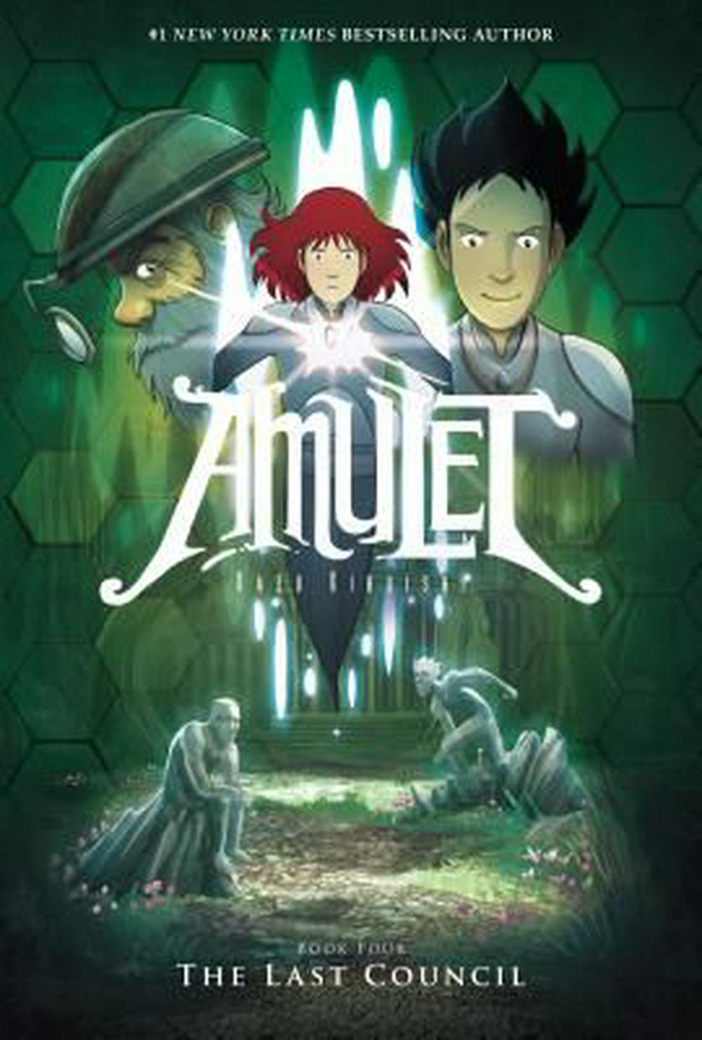 The Last Council (Amulet #4)Amulet (Hardcover)