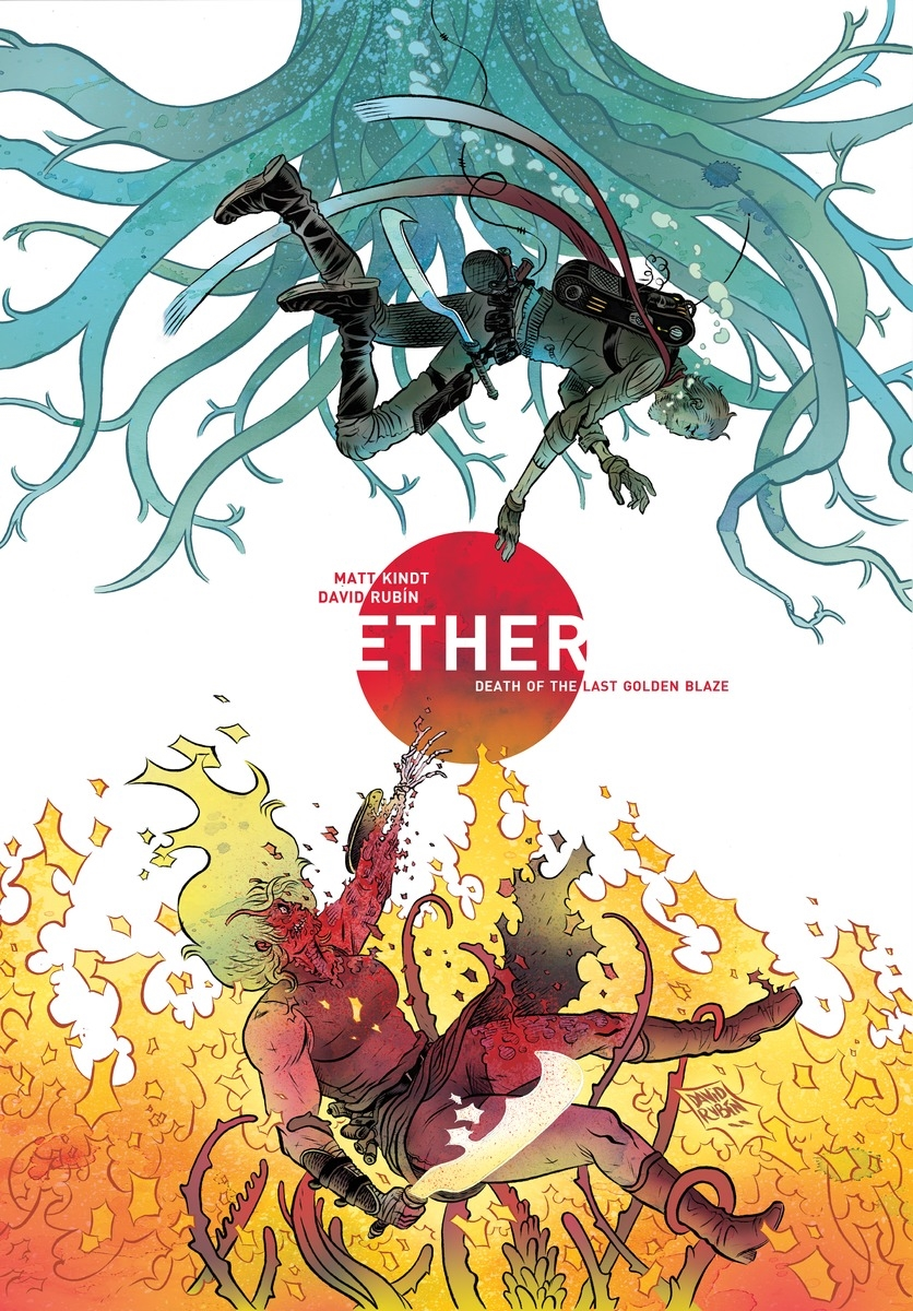 Ether Volume 1 Death Of The Last Golden BlazeDeath of the Last Golden Blaze