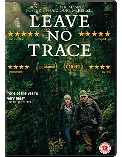 Leave No Trace [DVD] [2018]