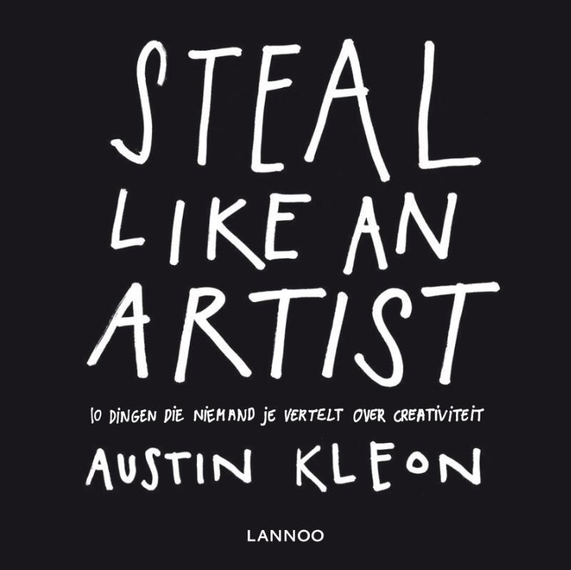 Steal like an artist  / druk 1