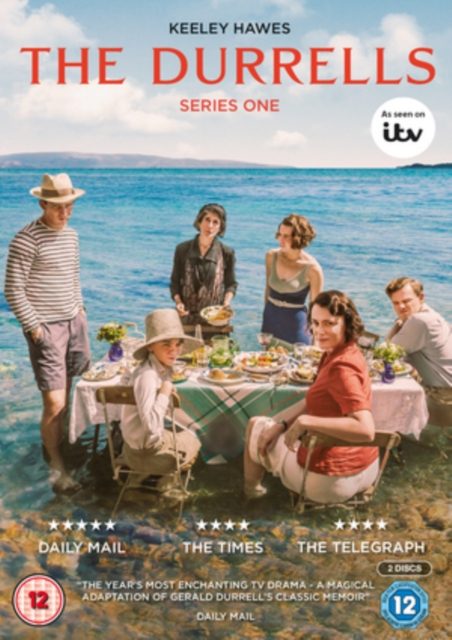 The Durrells [DVD] [2016] by 2 Entertain, ISBN: 5014138609191