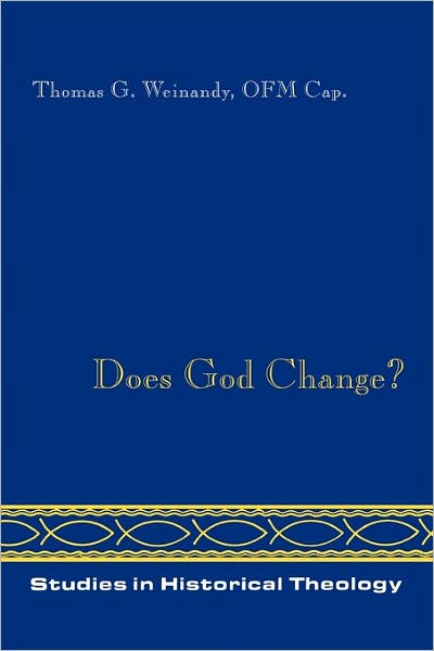 Does God Change?: The Word's Becoming in the Incarnation v. 4