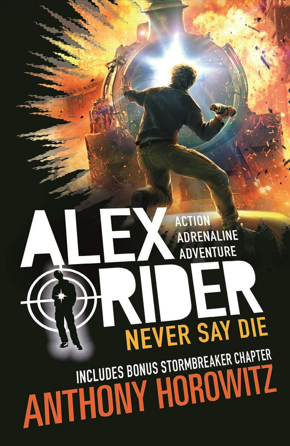 Alex Rider 11: Never Say Die