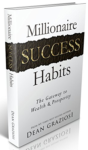 Millionaire Success Habits by Dean Graziosi, ISBN: 9781684192076