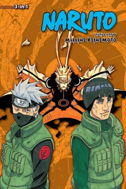 Naruto (3-In-1 Edition), Vol. 21: Includes Vols. 61, 62 & 63