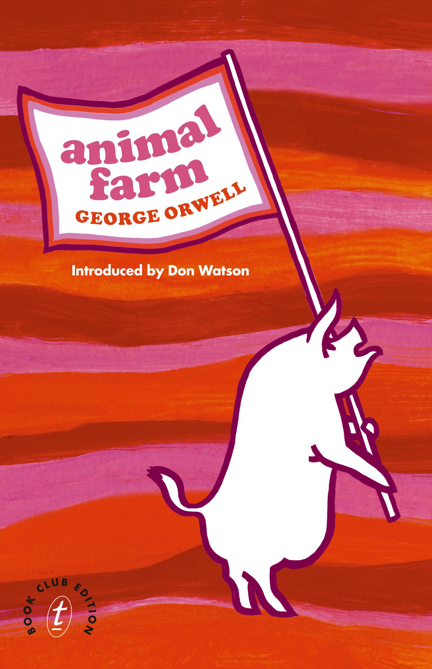 a literary analysis of animal farm and a comparison to 1984 by george orwell Mr jones, of the manor farm, had locked the hen-houses for the night, but was too drunk to remember to shut the pop-holes with the ring of light from as soon as the light in the bedroom went out there was a stirring and a fluttering all through the farm buildings word had gone round during the day that.