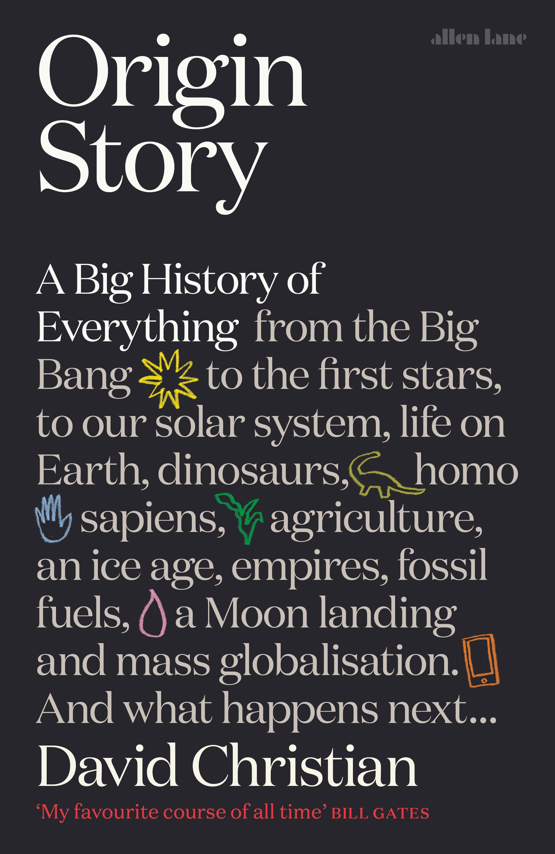Origin Story by David Christian, ISBN: 9780241254684