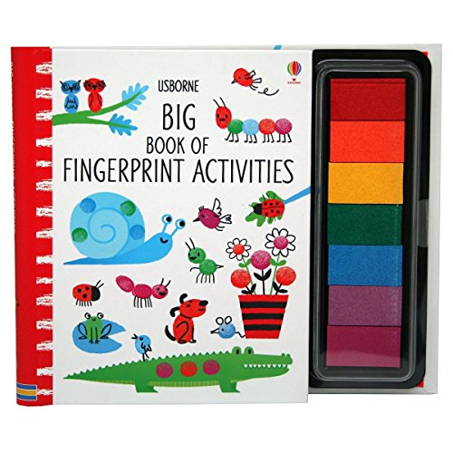 Fingerprint Bumper BookFingerprint Activities