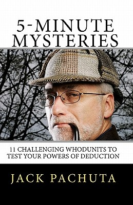 5-Minute Mysteries by Jack Pachuta, ISBN: 9781888475104