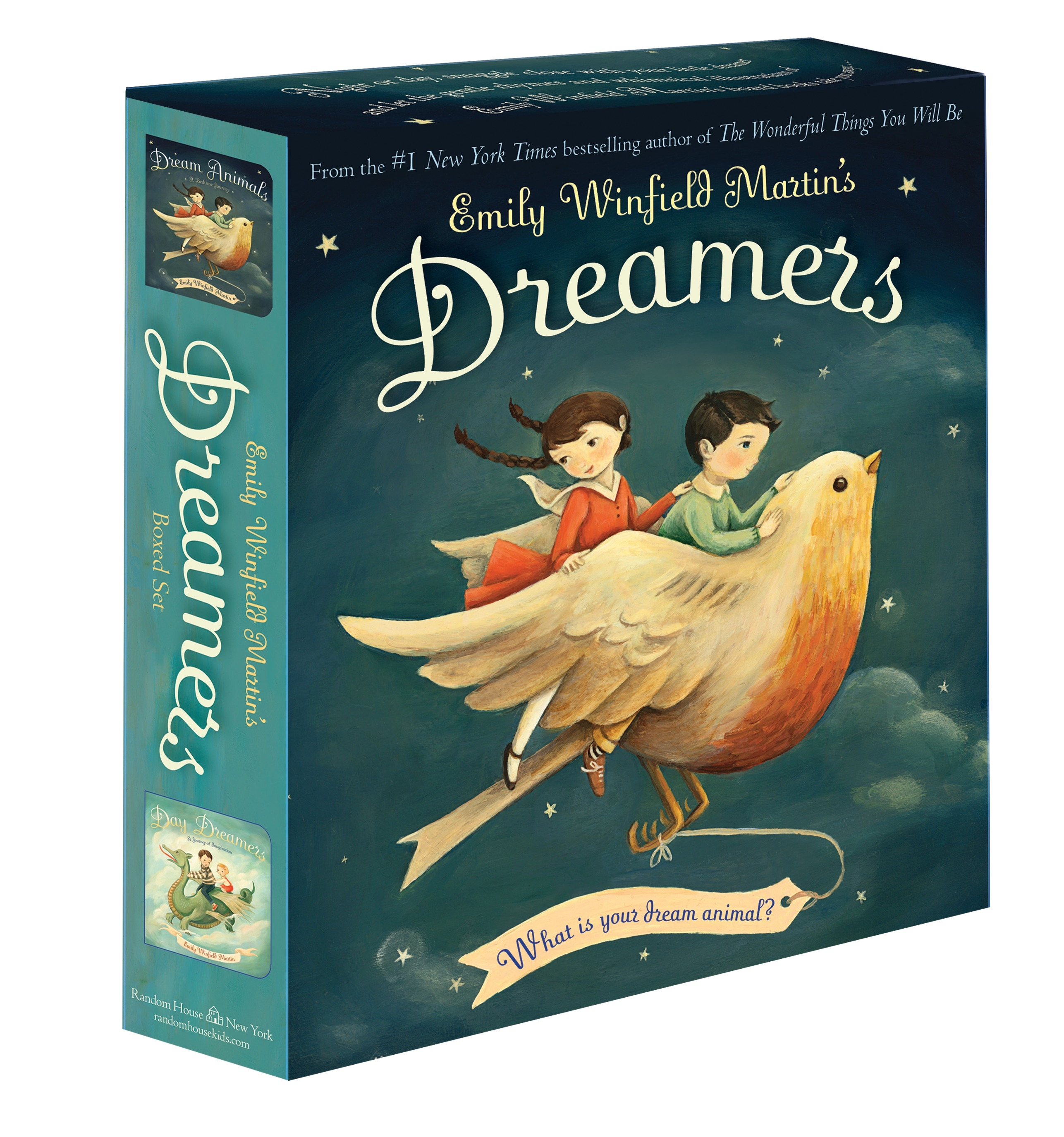 Emily Winfield Martin's Dreamers Board Boxed Set by Emily Winfield Martin, ISBN: 9781524714437