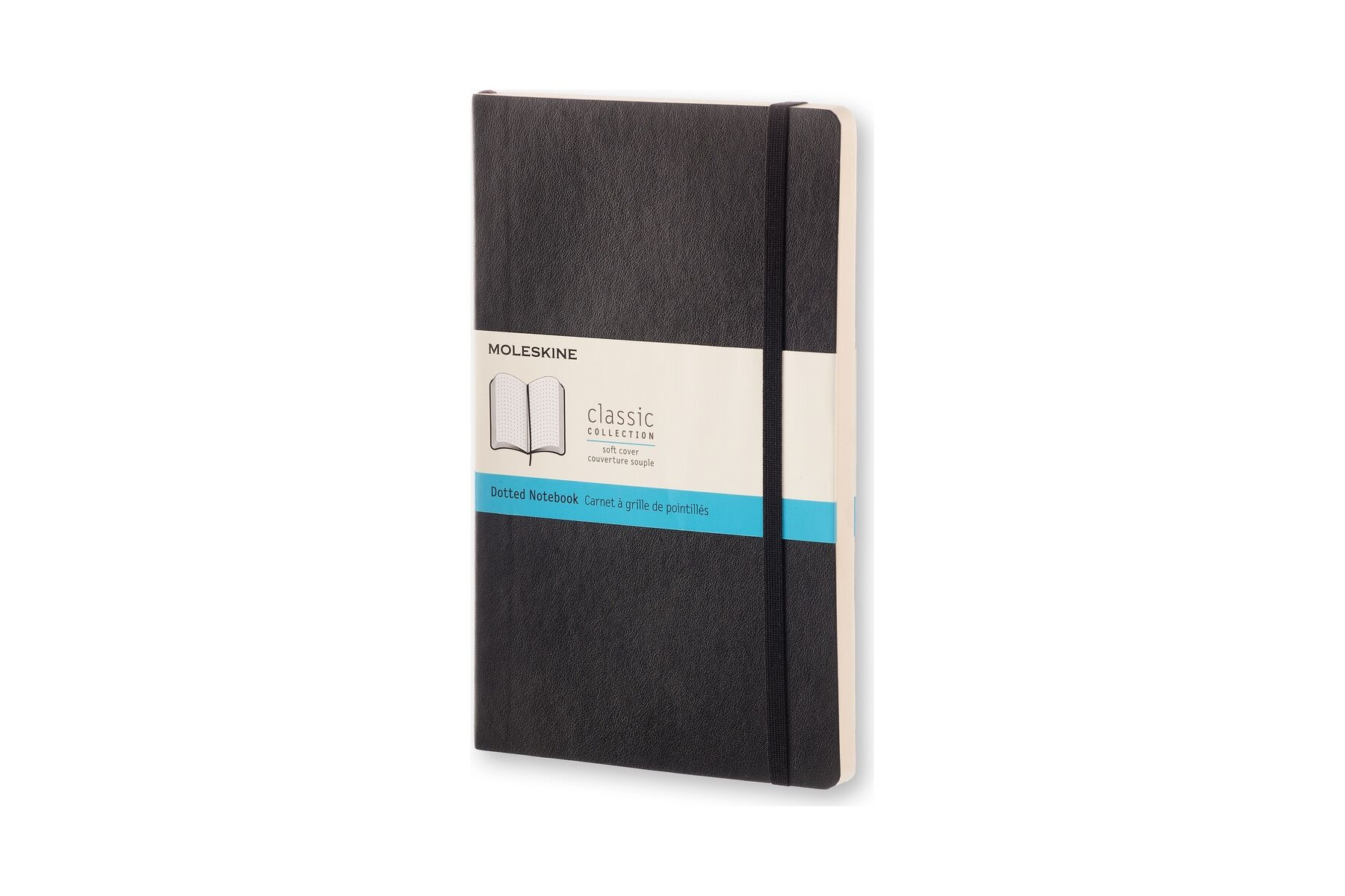 Moleskine Large Dotted Notebook Soft