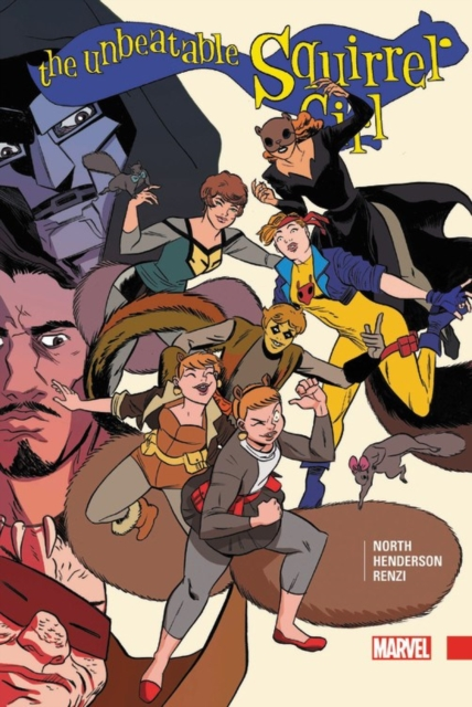 The Unbeatable Squirrel Girl Vol. 3