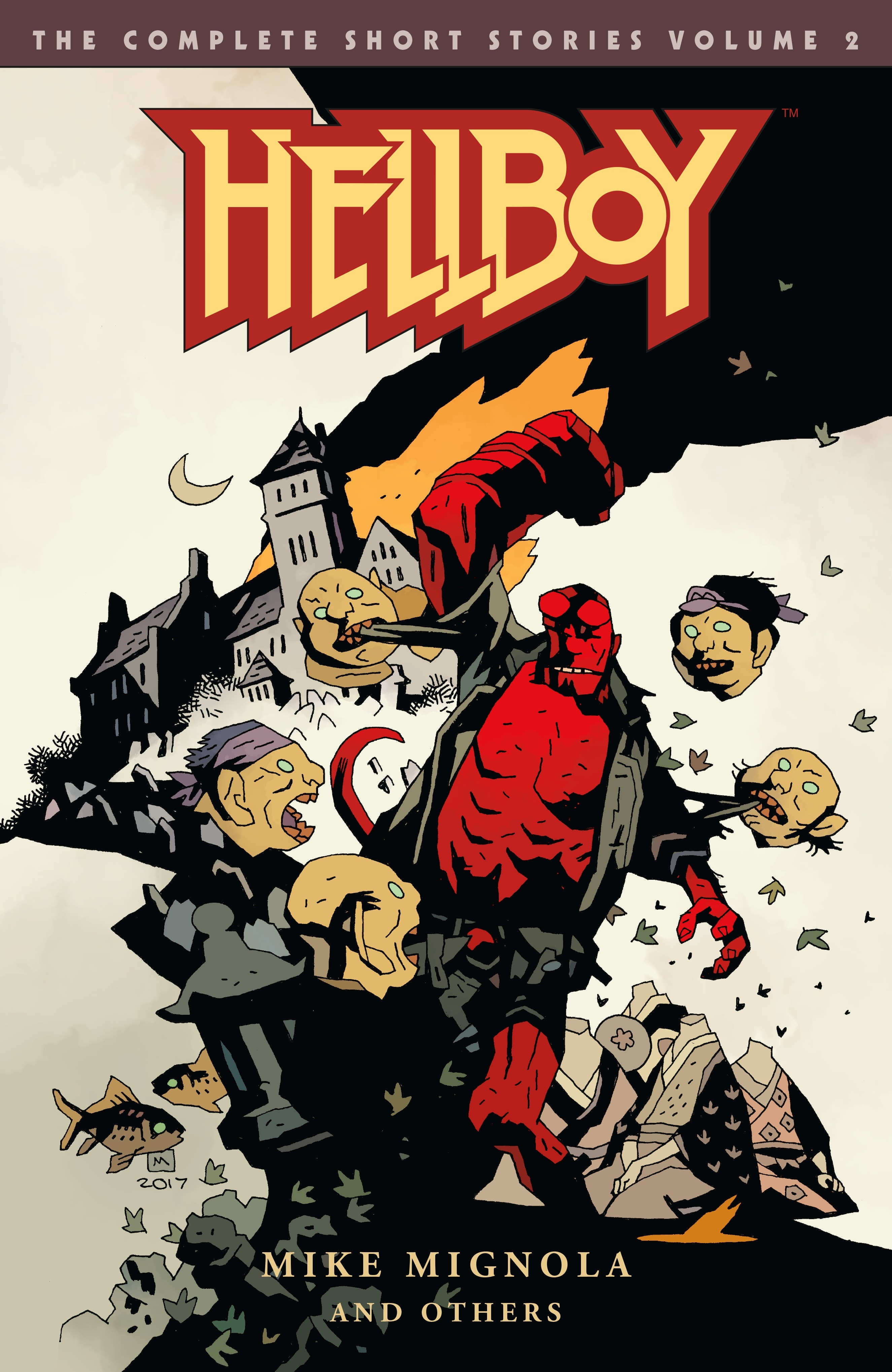 Hellboy - the Complete Short Stories 2