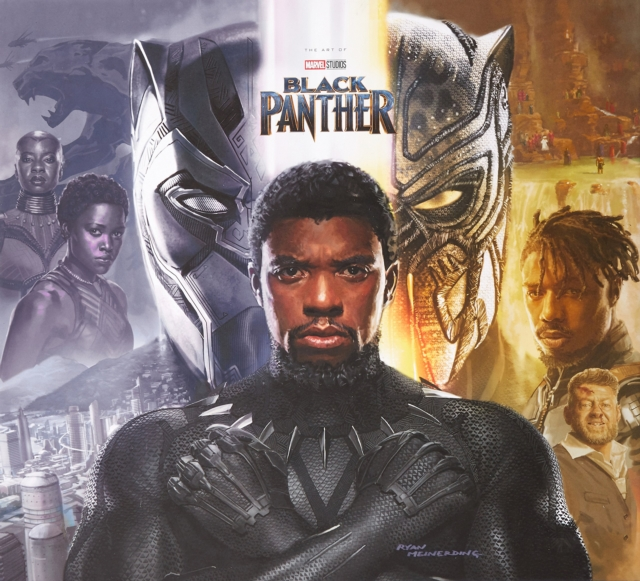 Marvel's Black Panther: The Art of the Movie by Eleni Roussos, ISBN: 9781302909048