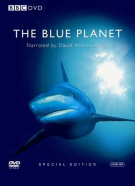 Blue Planet : Complete BBC Series (Special Edition 4 Disc Box Set) [DVD] [Region 2] [UK Import] by 2 Entertain, ISBN: 5014503179229