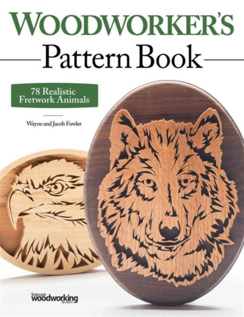 Woodworkers Pattern Book75 Realistic Fretwork Animals by Wayne Fowler, ISBN: 9781565239029