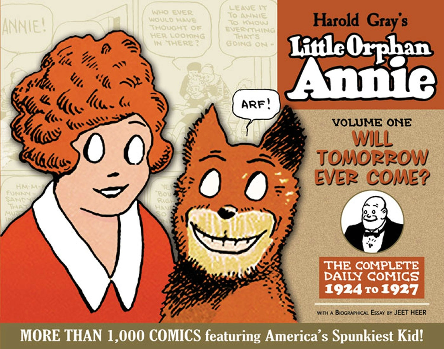 "Complete ""Little Orphan Annie"": v. 1"
