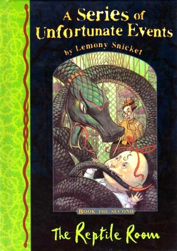 The Reptile Room (A Series of Unfortunate Events No. 2)