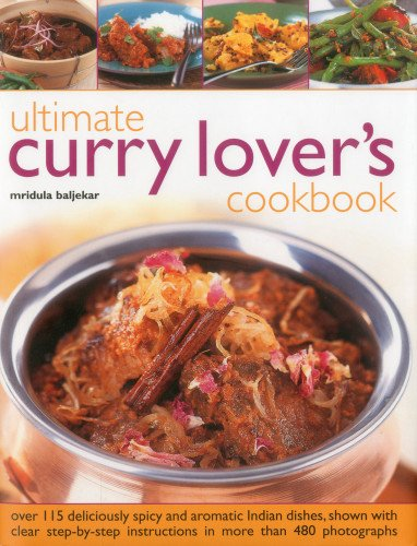 Ultimate Curry Lover's Cookbook