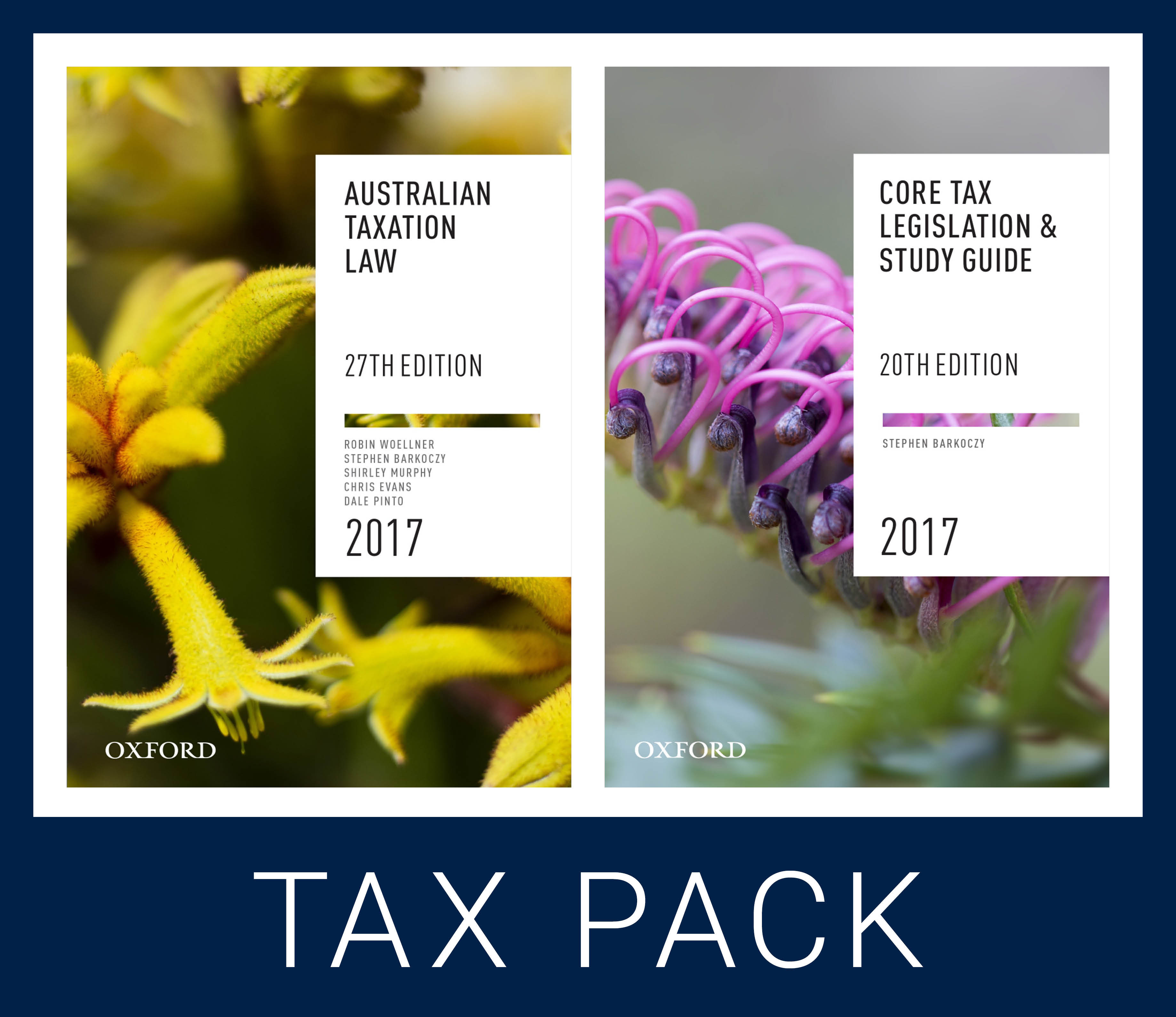 Core Student Tax Pack 2 2017