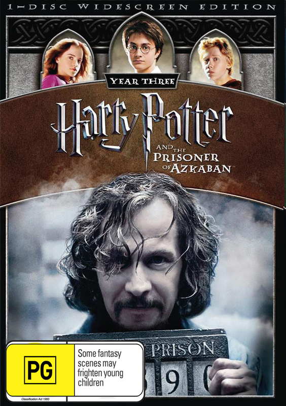 Harry Potter and the Prisoner of Azkaban Widescreen Edition