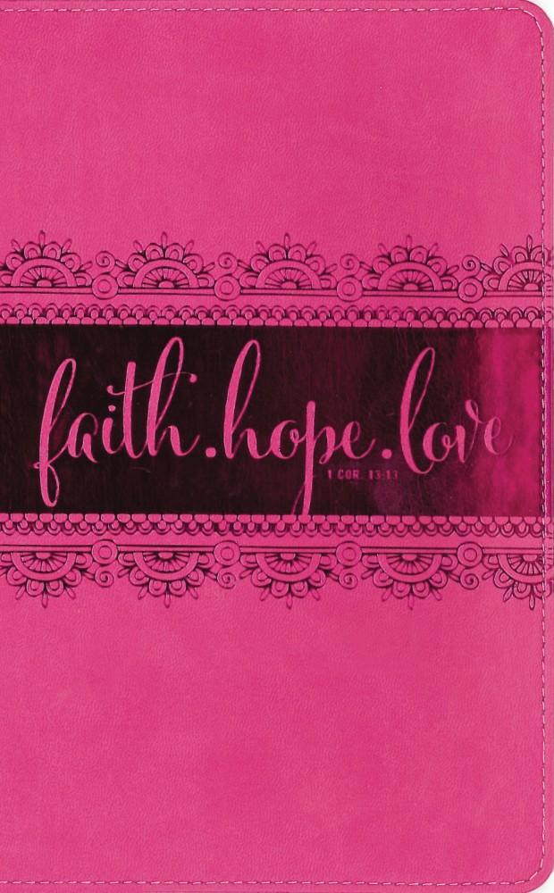 NIV Bible for Teen GirlsGrowing in Faith, Hope, and Love