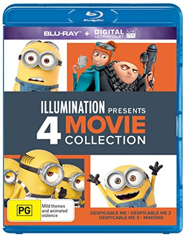 Booko Comparing Prices For Despicable Me Despicable Me 2 Despicable Me 3 Minions 2015
