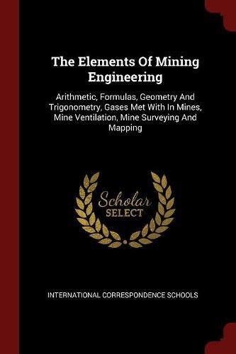 Booko: Comparing prices for The Elements Of Mining Engineering