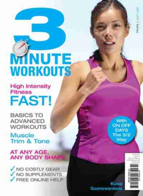3 Minute Workouts by Kusal Goonewardena, ISBN: 9781925265132