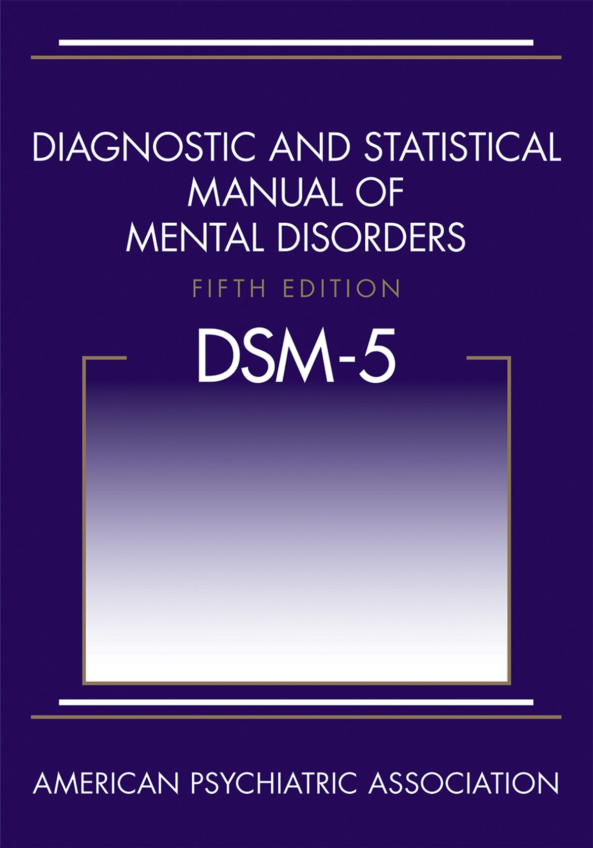 Diagnostic and Statistical Manual of Mental Disorders, Fifth Edition (Dsm-5?)
