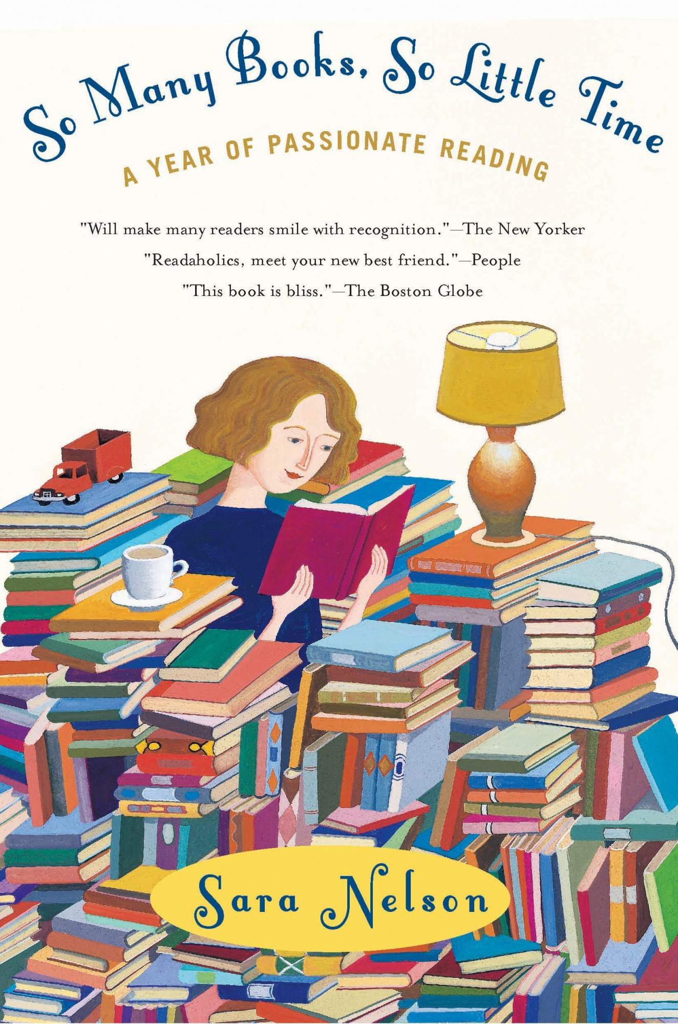So Many Books, So Little Time by Sara Nelson, ISBN: 9780425198193