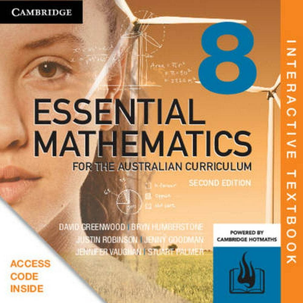 Essential Mathematics for the Australian Curriculum Year 8 2ed Digital Bundle (Interactive Textbook and Hotmaths)