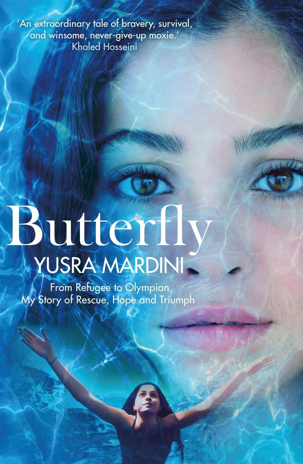 ButterflyFrom Refugee to Olympian, My Story of Rescue, H...