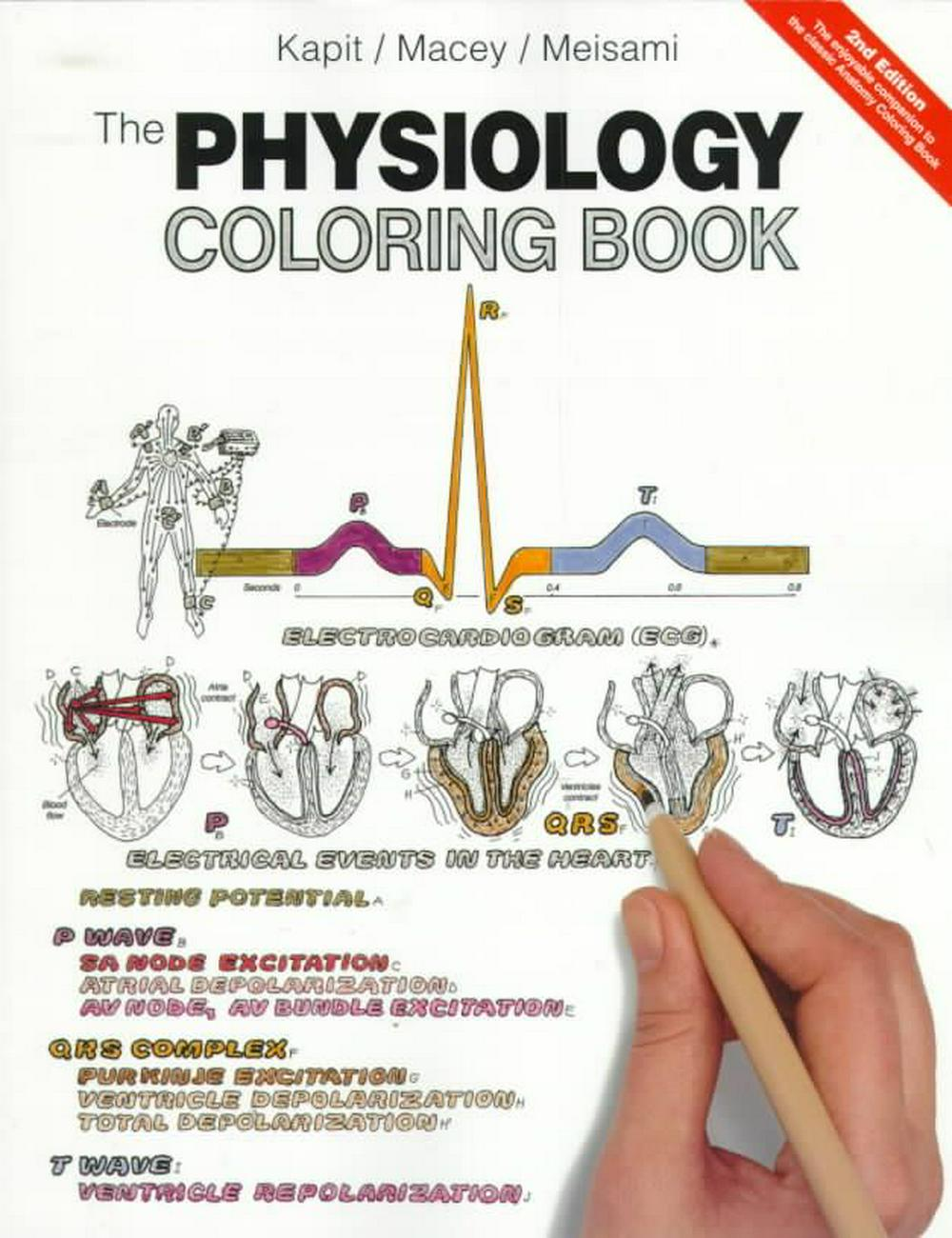 Booko: Comparing prices for The Physiology Coloring Book