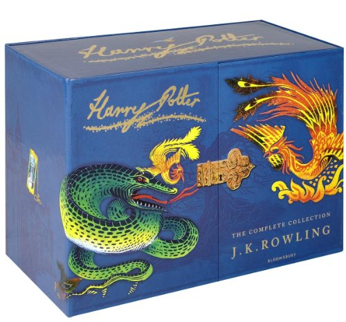 Harry Potter 6 and the Half-Blood Prince. Signature Edition