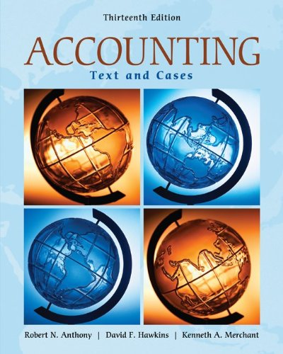 accounting text and cases 13th edition chapter 7 Love test bank search this site home solution manual for accounting text and cases 13th edition the approximately 109 cases that make up most of the end of.