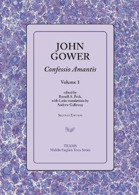 Confessio Amantis by John Gower, ISBN: 9781580441025