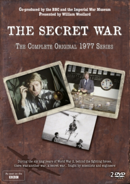 The Secret War: The Complete Original 1977 Series [DVD]