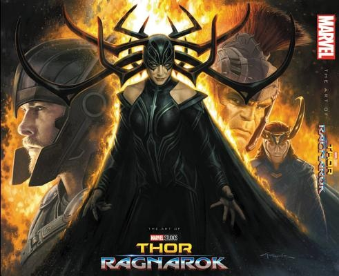 Marvel's Thor: Ragnarok - The Art of the Movie by Marvel Comics, ISBN: 9781302903237