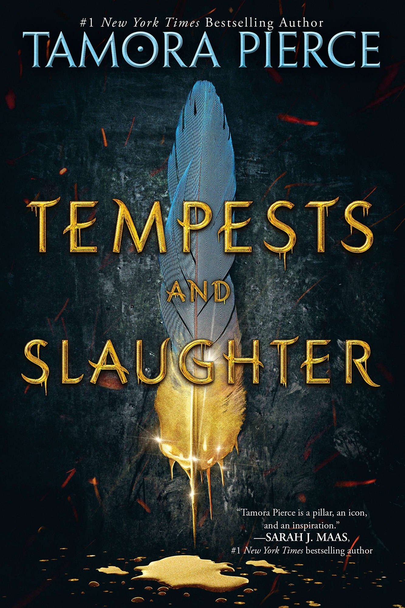 Tempests and Slaughter (the Numair Chronicles, Book One) by Tamora Pierce, ISBN: 9780375847110