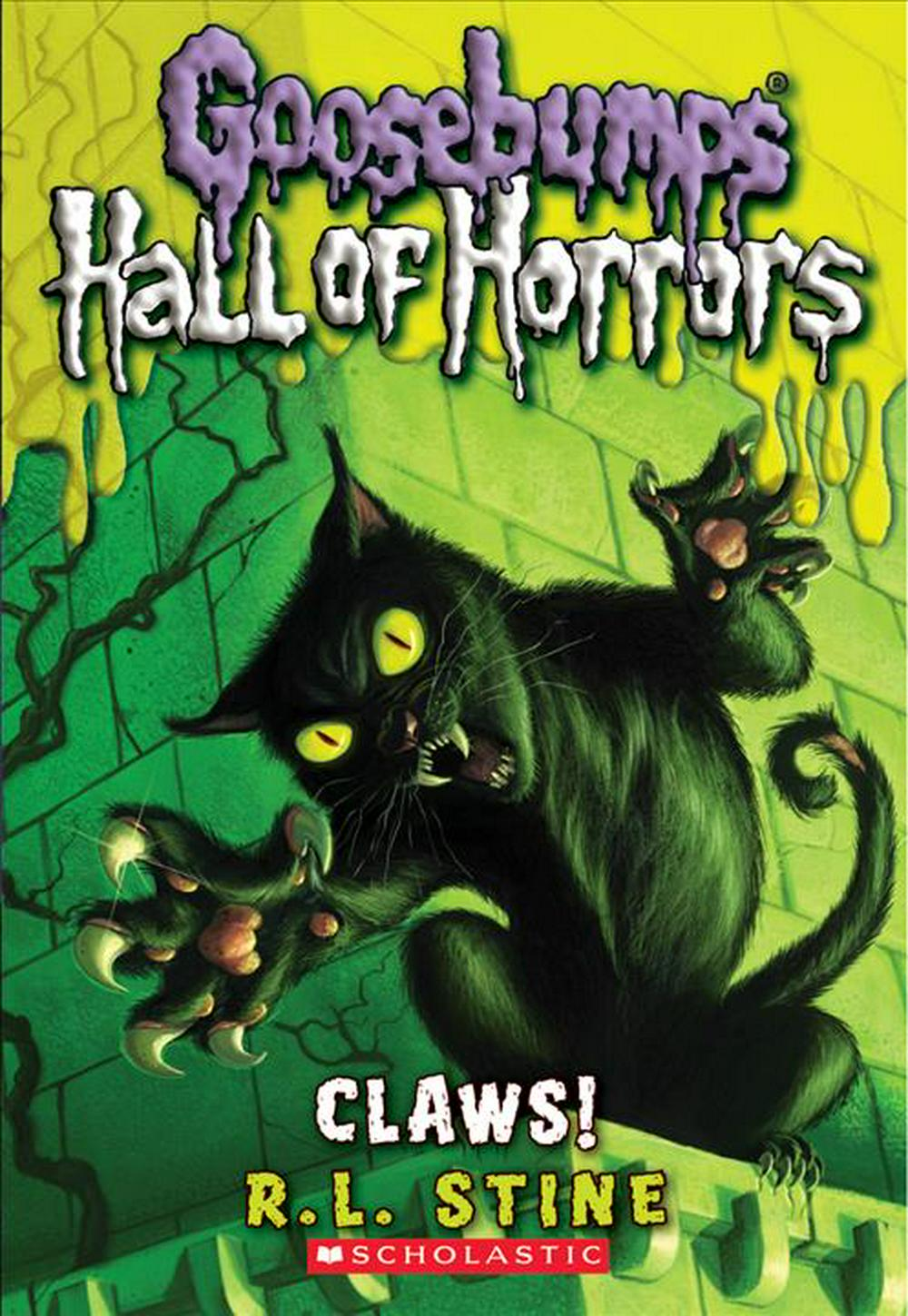Goose Bumps Hall of Horrors: Claws