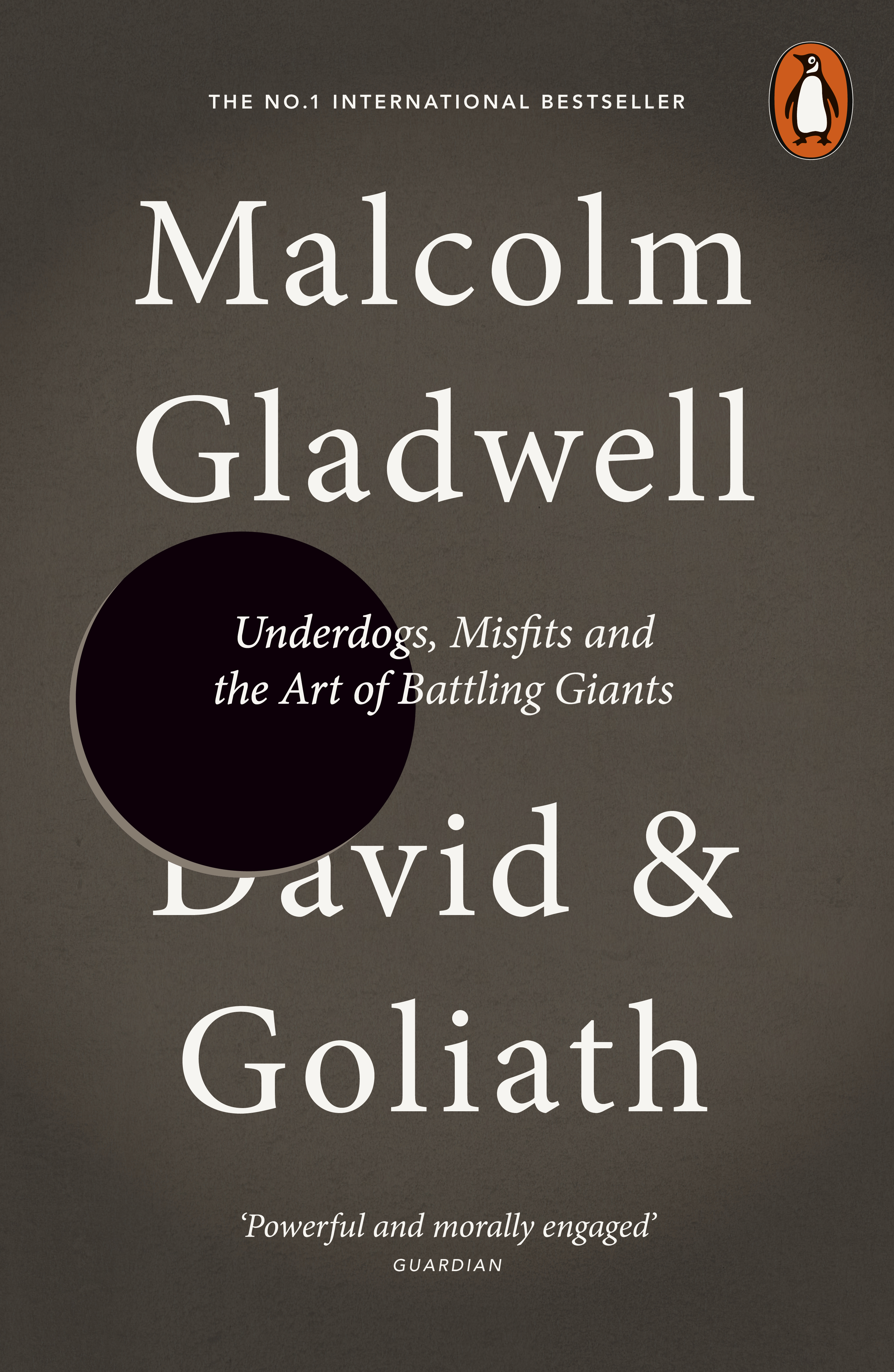 David and Goliath by Malcolm Gladwell, ISBN: 9780241959596