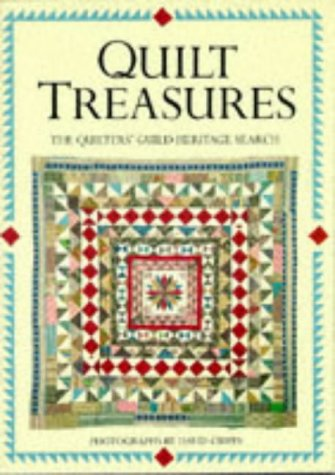 Quilt Treasures by Quilters' Guild in Britain, ISBN: 9781898094098